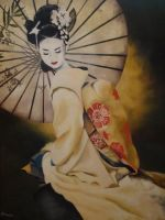 Geisha by DanielleSanders