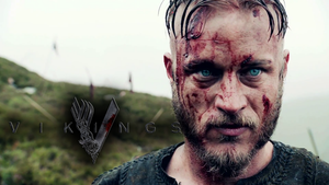 Vikings Ragnar Lodbrok by palo90