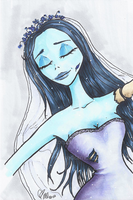 Corpse Bride by LadyScarring