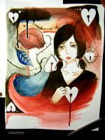 BLEEDING HEART by SANACHI