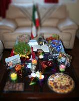 Nowruz Table 2009 by Ph0Xy