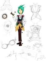 LoT: Lucia Albatross by Izuma