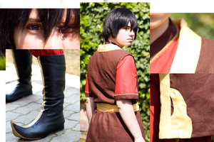 .:Cosplay Preview ZUKO:. by KyouyaGavin