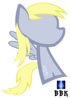 Reimagine - Derpy Hooves by BB-K