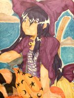 Happy Halloween 09 by MewFiona