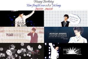 [240814][Quotes] HPBD Kim JongWoon by YeRimoonlight