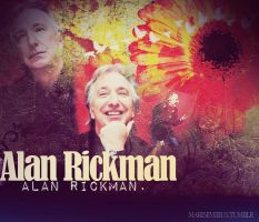 Alan Rickman XVIII by MarySeverus