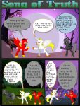 Song of Truth page 1 by NecromancerKing85