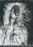 + Jeff the Killer + by DarkGothicRussia555
