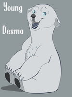Desma Characters- Young Desma by Artzipants