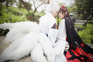 Inu x Boku SS: By your Side by Itchy-Hands