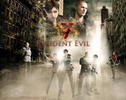 Resident Evil 7 - FanArt by TheGalleryChronicles