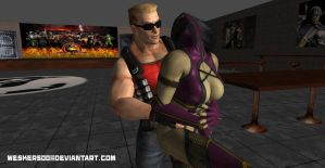 Tickle Tickle Tickle by Wesker500