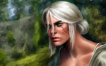 Ciri by AnnaBelov
