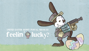 Feelin' Lucky This Easter? by Elera