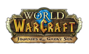 World of Warcraft: Journies of the Great Sea Logo by Death-GFx