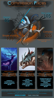 Commission Prices 2015 by SorahChan