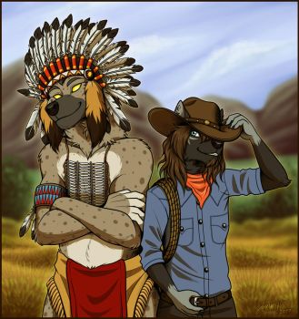 Wild West by Zerwolf