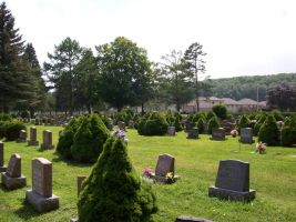 Greenwood Cemetary by tune4jack