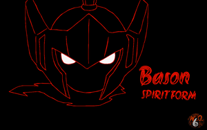 Bason spirit form wallpaper by Nightout6