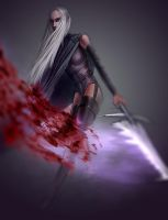 claymore by Negish