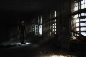 Slenderman Asylum by Buttu1991