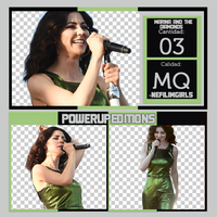 Photopack PNG 009 - Marina and the Diamonds by PowerUpPhotopacks