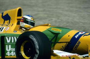 Michael Schumacher (1992) by F1-history