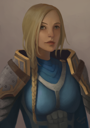 Commission for AllooSk by TychyTamara
