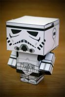 CubeCraft Storm Trouper by digital-uncool