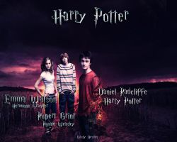 Harry Potter by DastyDesign