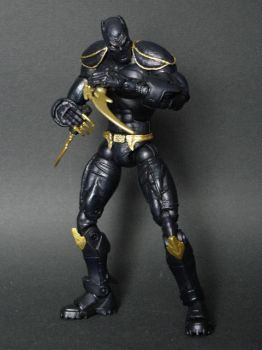 ML Black Panther redux custom by LuXuSik
