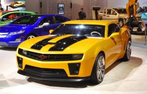 Bumblebee-Camaro by tfcreate