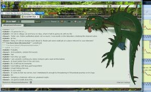 The chatroom asked for it by Ramul