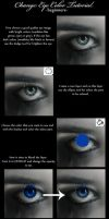Change Eye Color Tutorial by EvanescentAngel666