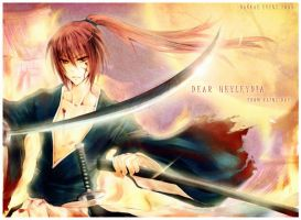 Rurouni Kenshin : Battousai by rainy--day