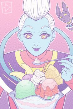 Whis' Treat by Oriana132