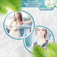 Photopack #780 ~Sarah Hyland~ by juliahs1D