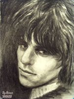 Jeff Beck Sketch 3 by beckpage