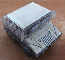 Sper Deformed Humvee by aim11