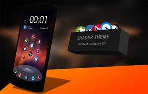 Next Launcher Theme Shader by Karsakoff