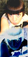 my old photo retuoched in phot by painted-in-blue