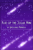 FiMFic Cover - Rise of the Solar Wind by MLP-NovelIdea