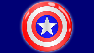 Captain America Symbol by Yurtigo