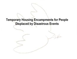 Refugee Housing Proposal Cover by TasermonsPartner