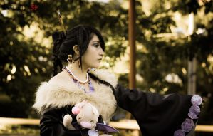 Lulu Final Fantasy X by Gaby Lopez by DraconPhotography