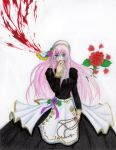 Luka the Maiden of pink by Lady-Mime