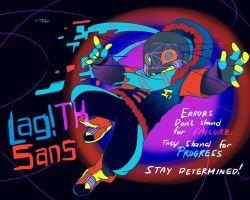 :Quantumtale:(ErrorBerry Special) TK!LAG by perfectshadow06