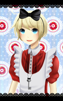 .:Alois in Wonderland:. by melloskitten