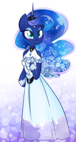 Anthro Luna new dress by theluckyangel